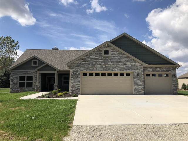 10448 S Springboro Road, Brookston, IN 47923 (MLS #201909619) :: Parker Team