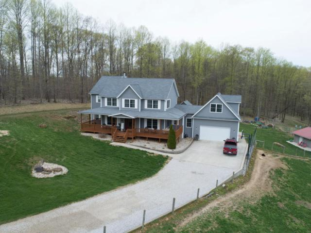 9483 W Fenceline Road, Ellettsville, IN 47460 (MLS #201910946) :: Parker Team