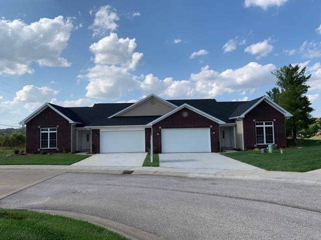 1107 N Fox Ridge Links Dr. Drive, Vincennes, IN 47591 (MLS #201918895) :: The ORR Home Selling Team