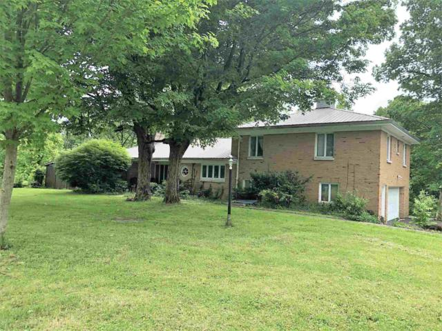 1177 W State Road 28, Alexandria, IN 46001 (MLS #201928028) :: The ORR Home Selling Team