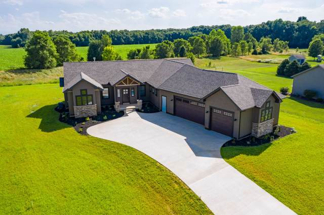 30292 Copperfield Cove Drive, Granger, IN 46530 (MLS #201930136) :: The Dauby Team