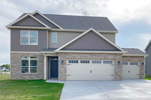 2709 Sea Biscuit Lane, Kokomo, IN 46901 (MLS #201931144) :: The Carole King Team