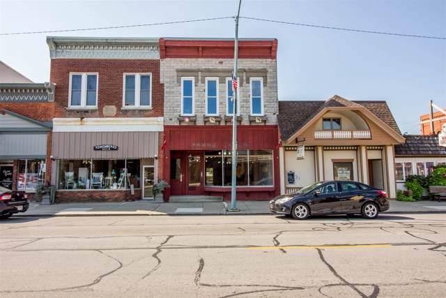 164 W Main Street, Berne, IN 46711 (MLS #201933435) :: Parker Team