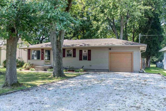 1721 Rollett Lane, Evansville, IN 47712 (MLS #201937852) :: Parker Team