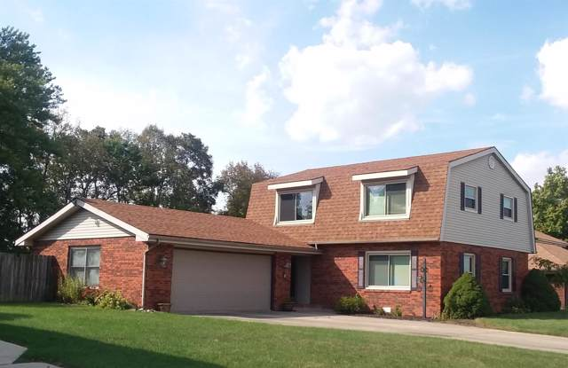 1511 N Marlin Drive, Marion, IN 46952 (MLS #201940456) :: The Carole King Team