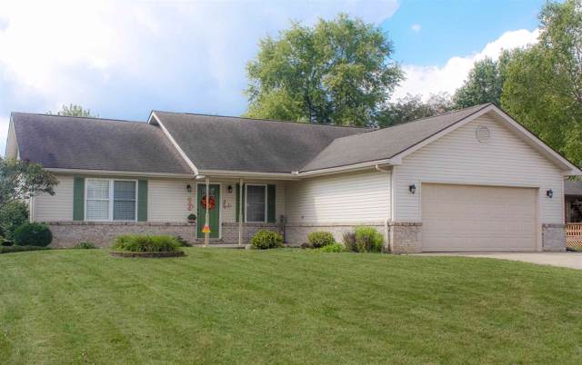 11201 Par Court, Kokomo, IN 46901 (MLS #201940840) :: The Romanski Group - Keller Williams Realty