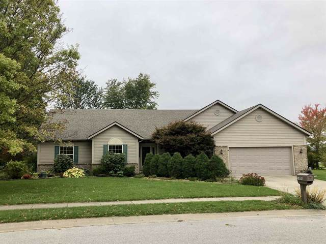 1806 Burgess Drive, West Lafayette, IN 47906 (MLS #201945452) :: The Romanski Group - Keller Williams Realty