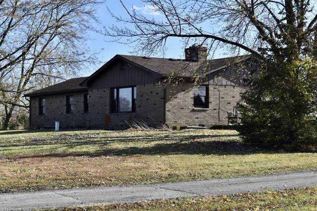 11101 E Gregory Road, Albany, IN 47320 (MLS #201948086) :: The ORR Home Selling Team