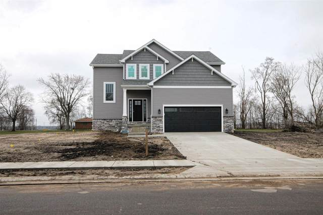 2057 Bennington Drive 698B, Mishawaka, IN 46544 (MLS #201948437) :: The ORR Home Selling Team