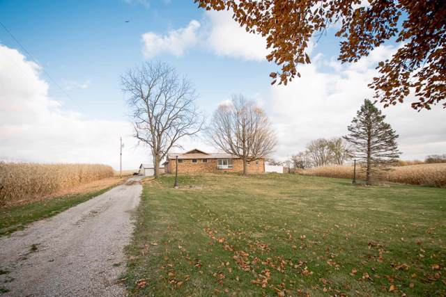 1826 N 650 W, Columbia City, IN 46725 (MLS #201948699) :: Parker Team