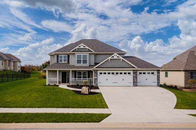9408 Prairie Meadows Drive, Roanoke, IN 46783 (MLS #201948858) :: TEAM Tamara