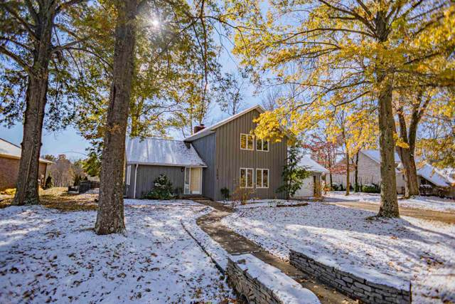 1153 S Snowball Lane, Santa Claus, IN 47579 (MLS #201949416) :: The Dauby Team