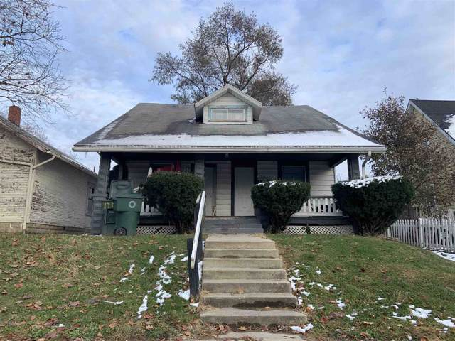 1718 S Elm Street, Muncie, IN 47302 (MLS #201949852) :: The ORR Home Selling Team