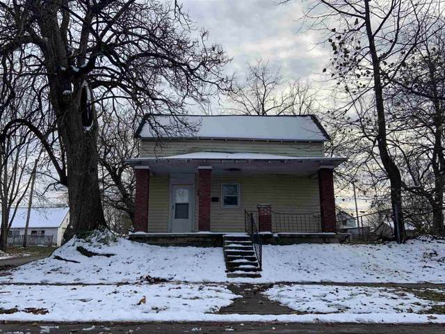 1425 W 13th Street, Muncie, IN 47302 (MLS #201949853) :: The ORR Home Selling Team