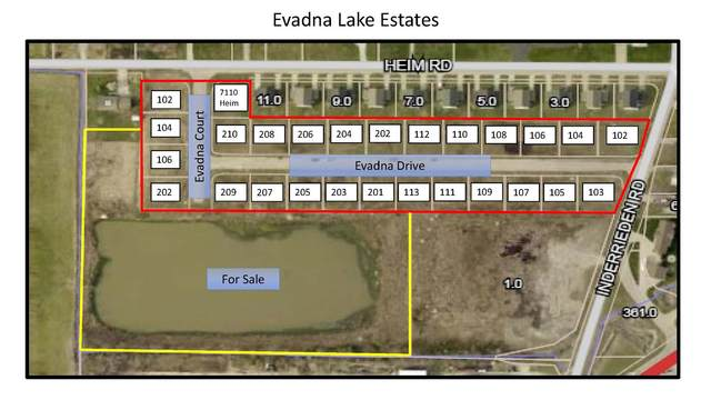 103 Evadna Drive, Chandler, IN 47610 (MLS #201950192) :: The Dauby Team