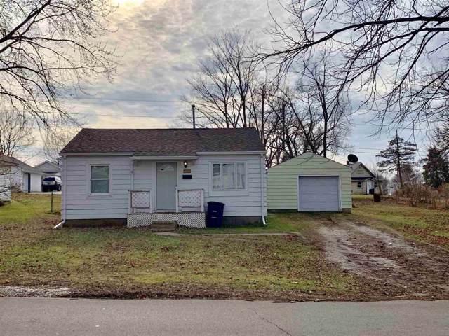 616 E Bond Avenue, Marion, IN 46952 (MLS #201952096) :: The Romanski Group - Keller Williams Realty