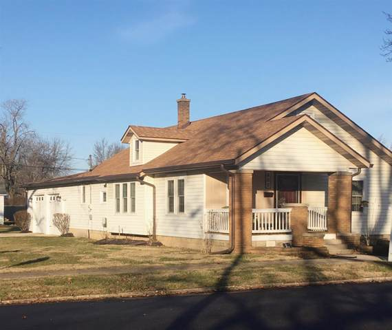 240 S Broadway Street, Albany, IN 47320 (MLS #202001340) :: The ORR Home Selling Team