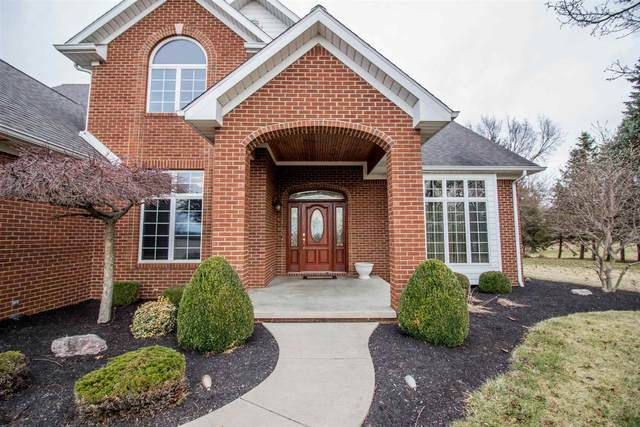 6151 E Pottery Road, Albany, IN 47320 (MLS #202001364) :: The ORR Home Selling Team