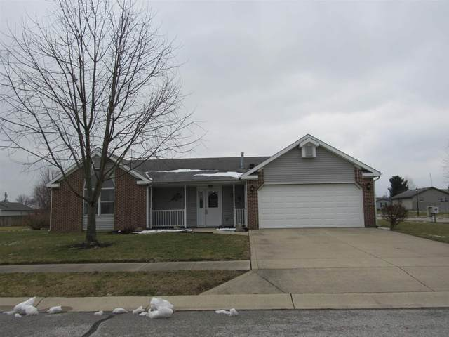2020 Willow Bend Street, Huntington, IN 46750 (MLS #202001607) :: TEAM Tamara