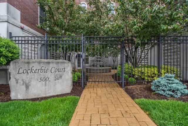 500 N Walnut Street #204, Bloomington, IN 47404 (MLS #202001964) :: The ORR Home Selling Team