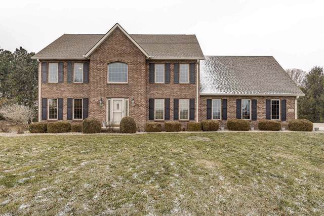 6424 W 500 SOUTH, Russiaville, IN 46979 (MLS #202002445) :: The Carole King Team
