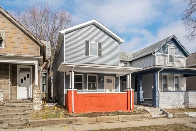 528 Lavina Street, Fort Wayne, IN 46802 (MLS #202002532) :: Anthony REALTORS