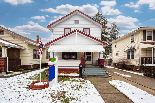 4014 S Wayne Avenue, Fort Wayne, IN 46807 (MLS #202002912) :: Anthony REALTORS