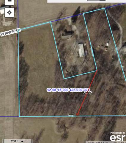 W River Road, North Manchester, IN 46962 (MLS #202002941) :: The Romanski Group - Keller Williams Realty