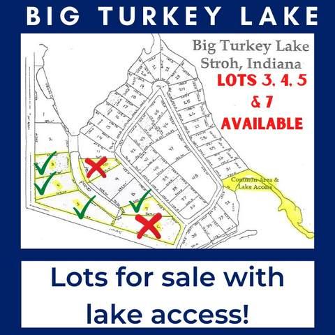 Lot 5 E 1150, Lagrange, IN 46761 (MLS #202006234) :: TEAM Tamara