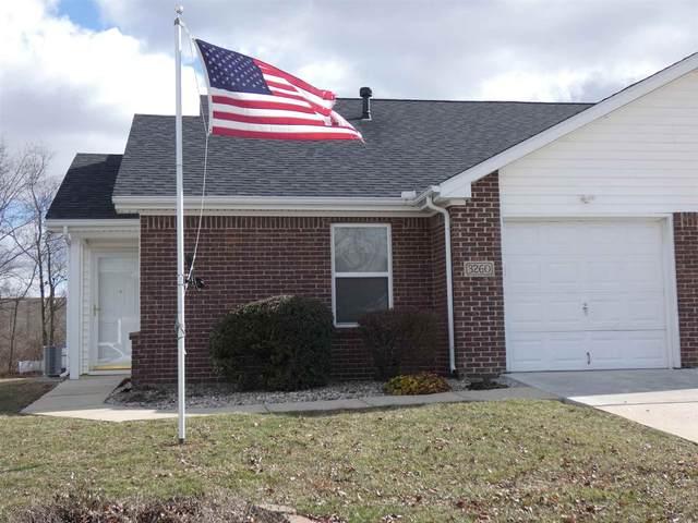 3260 Frances Lane, Kokomo, IN 46902 (MLS #202006292) :: The ORR Home Selling Team