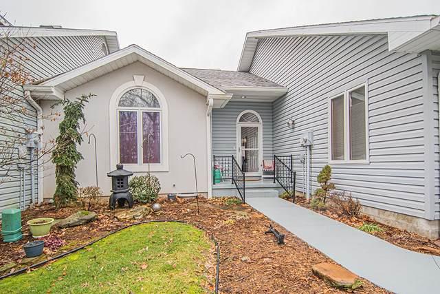 4185 E Fox Run Drive, Vincennes, IN 47591 (MLS #202006988) :: The ORR Home Selling Team