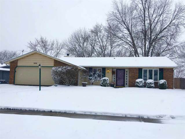 3806 Pebblewood Place, Fort Wayne, IN 46804 (MLS #202007047) :: Anthony REALTORS