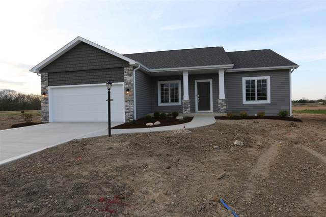 16840 Willow Ridge Trail, Fort Wayne, IN 46845 (MLS #202008386) :: Hoosier Heartland Team | RE/MAX Crossroads