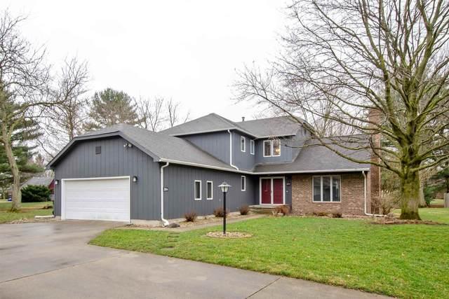 2804 Raintree Court, Kokomo, IN 46902 (MLS #202008853) :: The ORR Home Selling Team