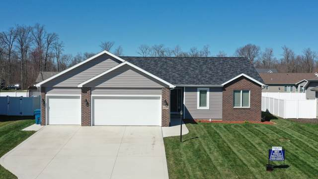 4820 Pinestone Drive, New Haven, IN 46774 (MLS #202009322) :: Anthony REALTORS
