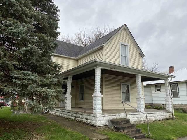 1735 Everett Street, Lafayette, IN 47905 (MLS #202009584) :: The Romanski Group - Keller Williams Realty