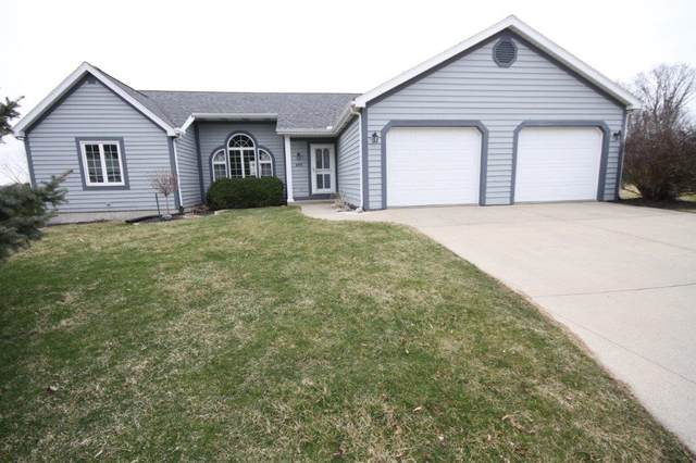 691 Nancyk Crossing, Roanoke, IN 46783 (MLS #202009729) :: Select Realty, LLC