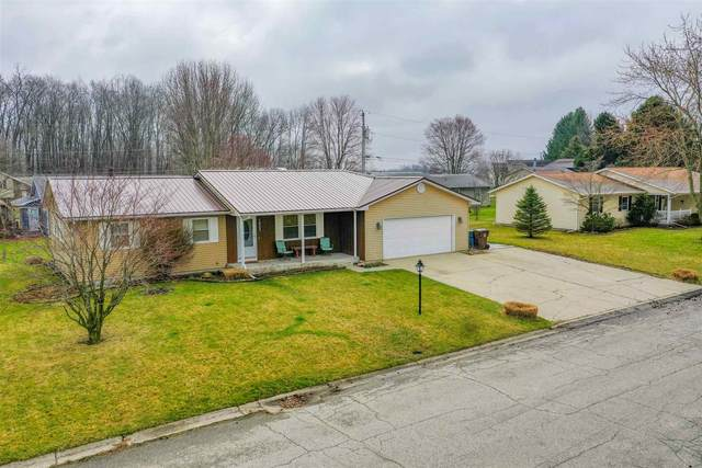 1953 Glendale Drive, Wabash, IN 46992 (MLS #202010761) :: The Romanski Group - Keller Williams Realty