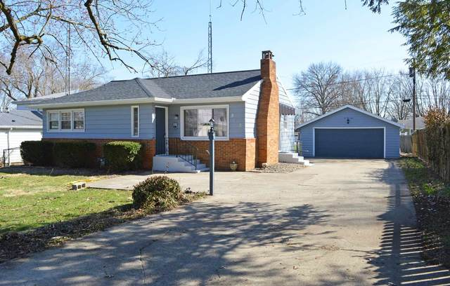 513 W Washington Street, Fairmount, IN 46928 (MLS #202010773) :: The Romanski Group - Keller Williams Realty