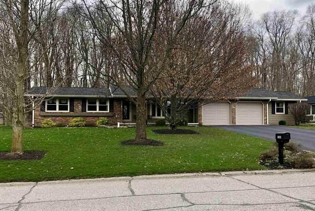1380 N Lakeview Drive, Frankfort, IN 46041 (MLS #202011277) :: The Romanski Group - Keller Williams Realty