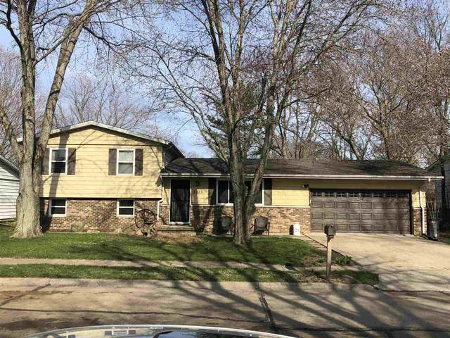 2515 Eckman Drive, Lafayette, IN 47909 (MLS #202012029) :: The Romanski Group - Keller Williams Realty