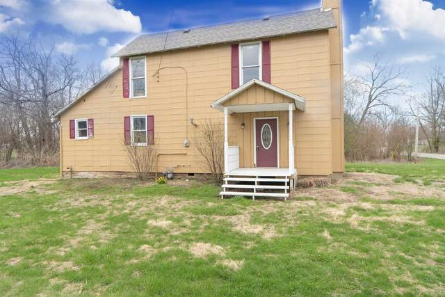 11691 N Strong Road, Albany, IN 47320 (MLS #202012245) :: The ORR Home Selling Team