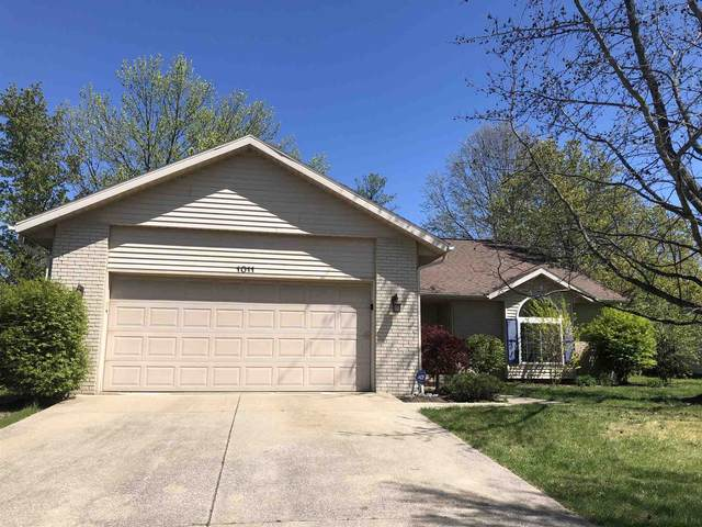 1011 S Graywell Drive, Bloomington, IN 47401 (MLS #202013638) :: Anthony REALTORS