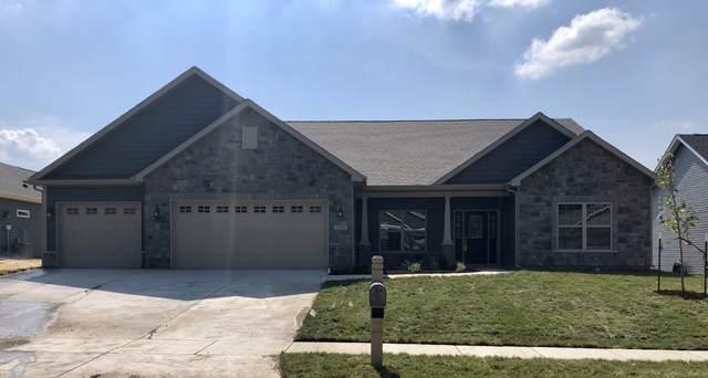 4598 Beringer Drive, Lafayette, IN 47909 (MLS #202014160) :: The Romanski Group - Keller Williams Realty