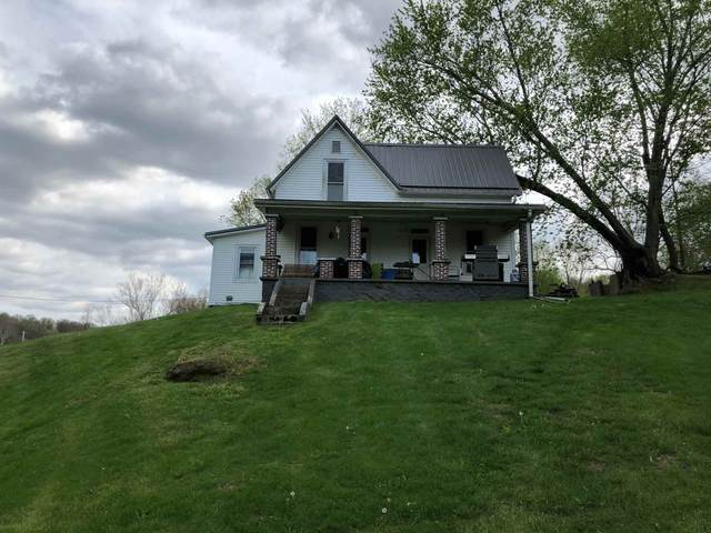 5331 Windom Rd Flat, Shoals, IN 47581 (MLS #202014173) :: The ORR Home Selling Team
