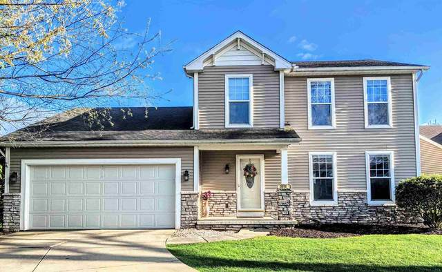 5510 Getty Court, Granger, IN 46530 (MLS #202015152) :: Anthony REALTORS