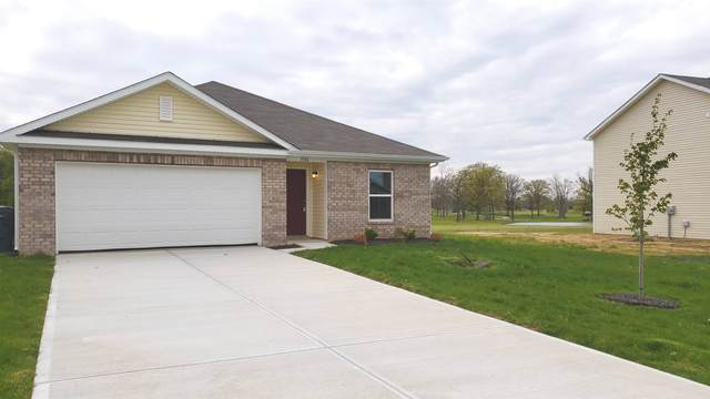 1386 N Gregg Drive Lot 14, Albany, IN 47320 (MLS #202016985) :: The ORR Home Selling Team