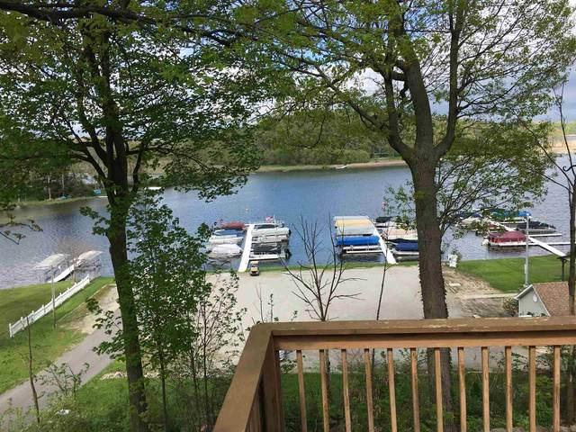 260 Lane 585 Lake James Lane, Fremont, IN 46737 (MLS #202018452) :: Anthony REALTORS
