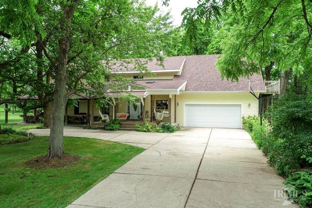 13415 N County Road 250 W, Gaston, IN 47342 (MLS #202019124) :: The ORR Home Selling Team
