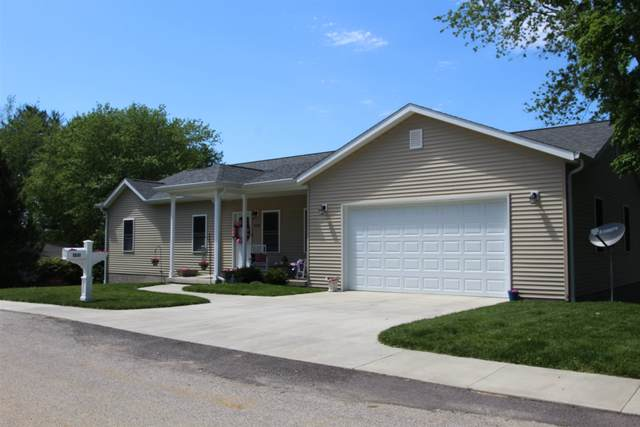 1231 25th Street, Bedford, IN 47421 (MLS #202020203) :: Hoosier Heartland Team | RE/MAX Crossroads
